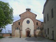 Rivalta Scrivia. St. Maria's Abbey