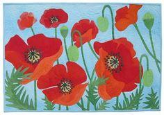 Quilt Inspiration: In full bloom