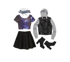 """in the mood now"" by misspamplemousse ❤ liked on Polyvore"