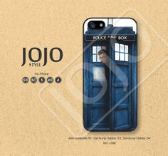 Doctor Who iPhone 5 Case iPhone 5c Case iPhone 4 Case by JOJOStyle, $6.99