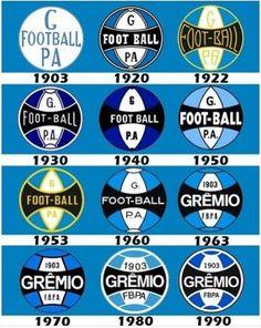 Grêmio escudos