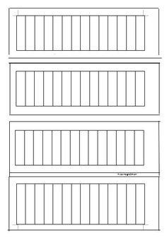 uzunluk ölçüleri merdiven kalıbı Bar Chart, Bar Graphs
