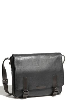 Marc Jacobs Leather Messenger