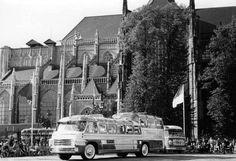 Arnhem: Markt, FNOP-ralley 1957