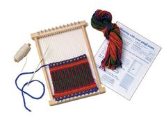 Arts and Crafts for Kids help develop their reading and writing. Review about peglooms for kids to learn to weave. Click here: http://crafting.squidoo.com/arts-and-crafts-for-kids-weaving-with-a-pegloom