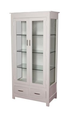 Emilia 2 -ovinen lasivitriini | Nettikaluste - Kalustekauppasi netissä