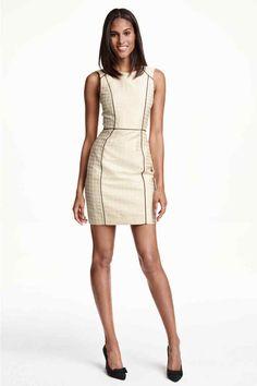Jacquard szövésű ruha | H&M