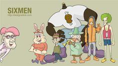 dak Characters