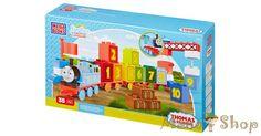 Mega Bloks Thomas 123 Számvonat (CYM77)