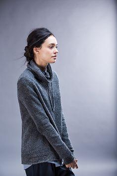 Brooklyn Tweed: Wool People 9 | Tichiro – knits and cats