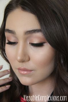 Natural Makeup: Soft Beauty
