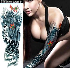 Sleeve fake tattoo, Tattoo, Temporary Tattoo, Tattoo Sticker, Sticker #faketattoo#Tattoo#TemporaryTattoo#TattooSticker#Sticker #TemporaryTattoo Tattoo Henna, Real Tattoo, Fake Tattoos, Tribal Tattoos, Fake Tattoo Sleeves, Temporary Tattoo Sleeves, Sleeve Tattoos, Tattoo Stickers, Tatuajes Tattoos