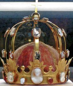 Corona di Napoleone il giorno dell'incoronazione ad imperatore dei francesi