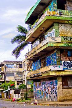 Managua, Nicaragua - abandoned