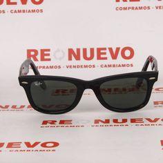#Gafas de sol #RAY BAN #RB 2140 E270904 de segunda mano | Tienda online de segunda mano en Barcelona Re-Nuevo #segundamano