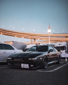 Mk3 Supra, Toyota Supra Mk3, Toyota Corolla, Japanese Sports Cars, Japanese Cars, Street Racing Cars, Auto Racing, Jdm Wallpaper, Jdm Cars
