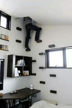 More than 20 creative ideas for industrial interior design for the home or offic. - More than 20 creative ideas for industrial interior design for the home or office - Home Room Design, Dream Home Design, Attic House Design, Industrial Interior Design, Home Interior Design, Interior Office, Industrial Interiors, Industrial Loft, Interior Paint