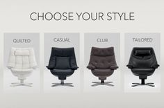 Personalise your Re-vive for comfort that's truly bespoke. Drop in at Simply Sofas and find your favourite!