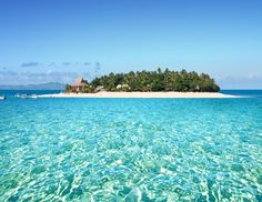 """Fiji. Best Time to Wed: The best weather is during Fiji's dry season (called """"Fiji Winter""""), from May to October. Yearly festivals (including the Hindu Holi, or Festival of Colors, in February/March and Diwali, or the Festival of Lights, in October/November) could mean exciting celebrations for your guests to experience...and crowds of tourists to compete with. www.ashleyadrienevents.com #AAE #AshleyAdrienEvents #DestinationWeddings #Honeymoons"""