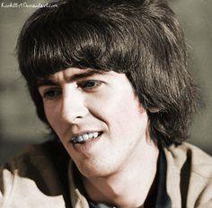 George Harrison 1965, 1 of 4 by koolkitty9 on deviantART
