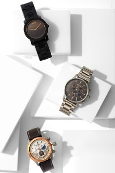 These #FathersDay gifts are right on time. #Movado #Shinola #Nixon