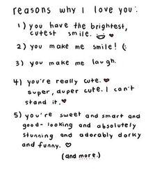 Motive pentru care sa iubesti