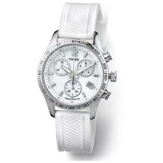 Timex Silicone Watch - White $125