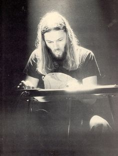 David Gilmour, Pink Floyd                                                                                                                                                                                 More