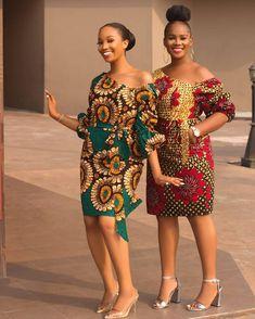 Short African Dresses, Ankara Short Gown Styles, African Inspired Fashion, Latest African Fashion Dresses, African Print Fashion, Ankara Fashion, Ankara Gowns, Africa Fashion, African Prints