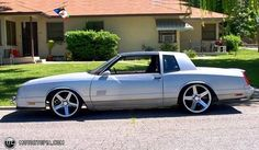 1987 Chevy Monte Carlo SS I loved my brothers 86 SS with the 383 and Manual corvette trans conversion Chevrolet Monte Carlo, Monte Carlo Car, Gm Car, Pt Cruiser, Old School Cars, Sweet Cars, Hot Rides, American Muscle Cars, Hot Cars