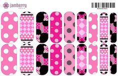 Pink Minnie, Disney Nails, Jamberry Nail Wraps, Beauty Hacks, Beauty Tips, Cute Nails, Hair And Nails, Nail Art, Cruise