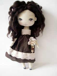 doll-curly-doll-girl-gift-nursery