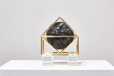 """""""Studio Swine gave the phrase 'fishing expedition' a whole new meaning with Gyrecraft, where they traversed 1000 nautical miles collecting plastic trash. Using this trash, they created luxurious, unearthly objects for modern consumption."""""""