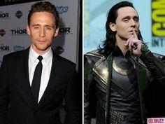 Tom Hiddleston on Loki's sex appeal.