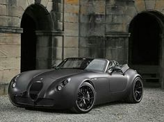 Cool roadster