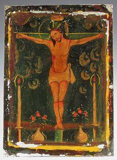 """""""El Cristo Crucificado"""" - Mexico"""