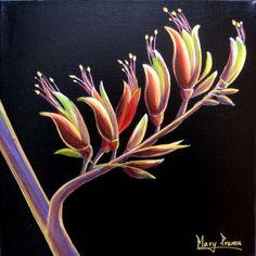 Flax Flower 2-Metallic Gold