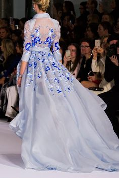 Ralph & Russo Couture Spring Summer 2016 | Paris