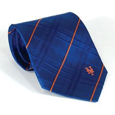a9e771f653c New York Mets Men s Oxford Woven Tie by Eagles Wings - MLB.com Shop New