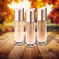 As Fall finds its colors, find yours. ©Amway #Artistry✨ amway.com/tapp