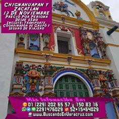 Vamos de compras a #Chignahuapan y #Zacatlan este 13 de noviembre http://www.buscandoenveracruz.com