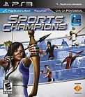 Sports Champions  (Sony Playstation 3 Move, 2010) Complete  on eBay for $3.59
