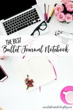 There are a LOT of notebooks out there and a lot of different opinions on the best bullet journal notebook, let's compare a few of the most popular options! Best Bullet Journal Notebooks, Bullet Journal Font, Bullet Journal How To Start A, Bullet Journal Junkies, Journal Layout, Journal Prompts, Journal Ideas, More Than Words, Ideas