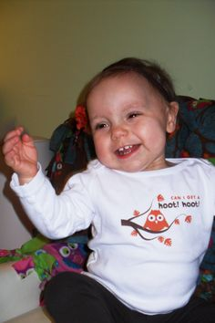 """This is our first and only child, our miracle, Eleanor Vivian. We learned of her CHD at 25 weeks of pregnancy. Her prenatal diagnosis was Critical Aortic Stenosis. We were told that she would most likely """"spontaneously abort"""" and that we would have to suffer a stillbirth. Despite this bleak prognosis, she thrived the rest of the pregnancy and was born at 38 weeks via C-section, on October 12, 2010 weighing 7lbs 3oz. She was taken directly to the cath lab where her atrial septum was stented…"""