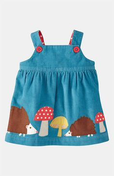 61 ideas knitting baby girl clothes mini boden for 2019 Little Dresses, Baby Outfits, Little Girl Dresses, Toddler Outfits, Kids Outfits, Girls Dresses, Mini Boden, Knitting Baby Girl, Applique Dress