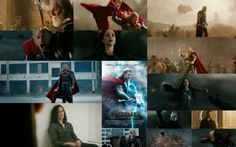 Even though the description for Chris Hemsworth's 'Thor: The Dark World' was leaked early, seeing the first teaser trailer still felt very fresh along with the big reveal of Tom Hiddleston's Loki. Below is a slew of images from the trailer along with it in case you missed it or want to check it out all over again. You can definitely feel Game Of Thrones Alan Taylor's hand in the fantasy realm of the teaser too which isn't a bad thing.