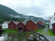 visit Solvorn, Norway again and get more acquainted with my far away family