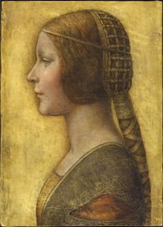 """Uneheliche Fürstentochter oder Supermarktkassiererin? Die Geschichte der """"Bella Principessa"""", in der ihr Besitzer eine Zeichnung Leonardos sieht, ist ohnehin abenteuerlich. Jetzt setzt ein englischer Fälscher ihr die Krone auf."""