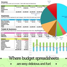 Track your money with the Free Budget Spreadsheet 2019 – Finance tips, saving money, budgeting planner Planning Budget, Financial Planning, Budget Plan, Budget Help, Budget Spreadsheet Template, Excel Tips, Faire Son Budget, Household Budget, Finance Quotes