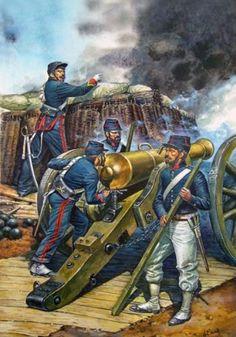 Bateria francesa n 33 cerca de Sebastopol (14 Bateria, 12 Regimiento) Agosto de 1855 - Aleksandr Yezhov photo Bateriacuteafrancesanordm33cercadeSebastopol14ordfBateriacutea12ordmRegimientoAgostode1855-AleksandrYezhov_zps38a3266f.jpg